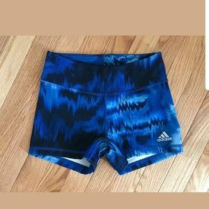 NEW Adidas Compression Tight ClimaLite Shorts